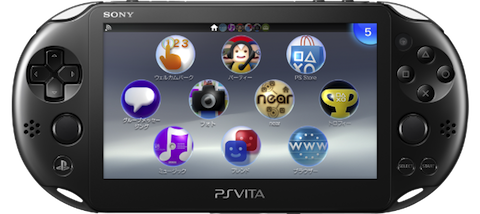 GAME:「Playstation Vita Manager PSVeeter V0.8 Beta」リリース ー Vita Hack