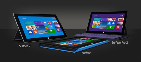 PC:「Surface 2」プロモーションムービー『The New Surface: Teacher』公開
