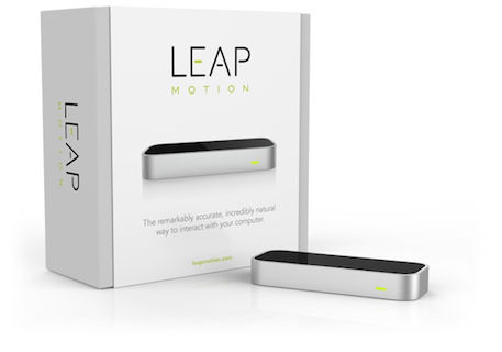 PC:「Leap Motion Controller」国内版が販売開始