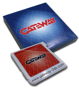 GAME:「Gateway 3DS」ファームウェア 2.1がリリース