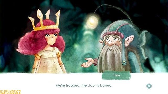 GAME:「チャイルド オブ ライト」「バリアント ハート -ザ グレイト ウォー-」日本語版が、2014年に発売決定