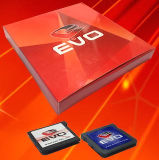 GAME:「EVO3DS」正式発表 デモムービーが公開 ー 3DS Hack