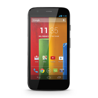 Android:「Moto G Forte」公式イメージが流出