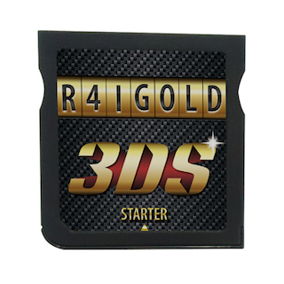 GAME:「R4i Gold 3DS Deluxe Edition」チュートリアル【インストール方法・R4モード起動方法・バックアップ起動方法】