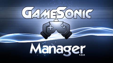 GAME:「Gamesonic Manager v1.62」リリース ー PS3 Hack