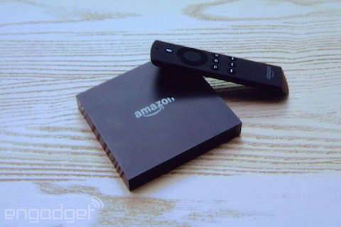 Android:「Amazon fire TV」正式発表