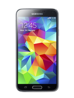 Android:「GALAXY S5」正式発表