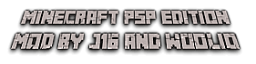 GAME:「Minecraft PSP Mod v1.6」リリース ー PSP/Vita Hack