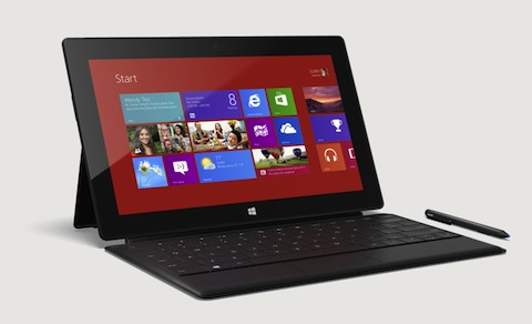PC:「Surface 2」プロモーションムービー『Learn more about Surface』公開