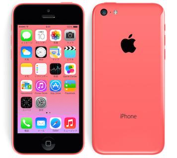 iOS:「iPhone 5C」8GBモデルが販売開始
