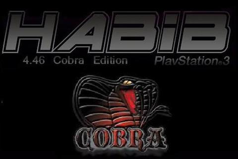 GAME:「CFW 4.46 V1.03 HABIB COBRA EDITION」リリース ー PS3 Hack