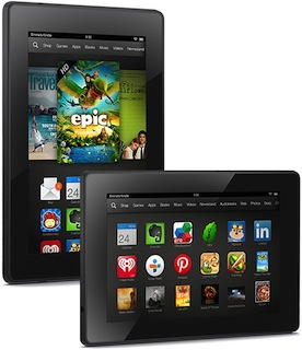 Android:「Kindle Fire HD」正式発表
