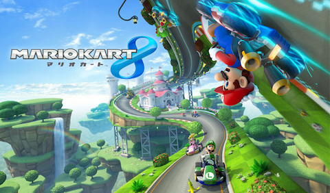 GAME:「マリオカート8」発売日が5月29日に決定 プロモーションムービーが公開
