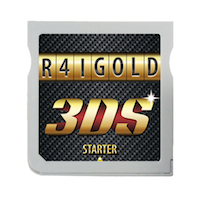 GAME:「R4i Gold 3DS Deluxe Edition」ファームウェア 3.3bがリリース