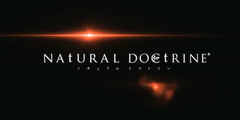 GAME:「ナチュラル ドクトリン」正式発表