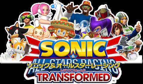 GAME:「ソニック&オールスターレーシング TRANSFORMED」スペシャル紹介ムービーが公開