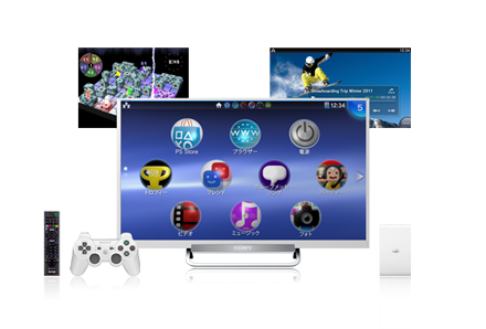 GAME:「PlayStationVita TV」TVCM『「TVとあそぼう」篇』公開