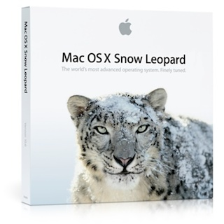 PC:「Mac OS X 10.6 Snow Leopard」サポート終了か