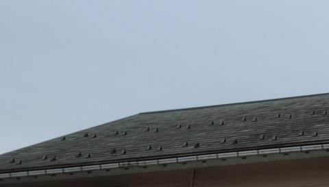 住宅屋根写真