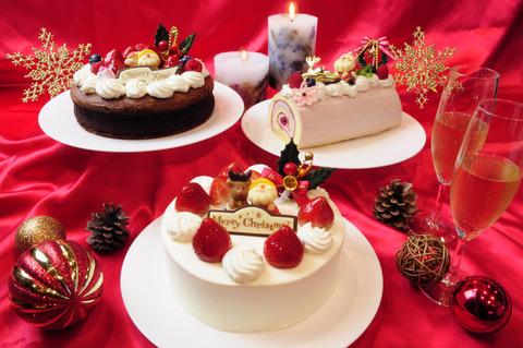 クリスマスケーキ集合写真(決定)