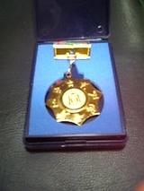 錬成メダル