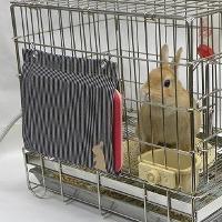 ウサギ用ヒーターの使い方