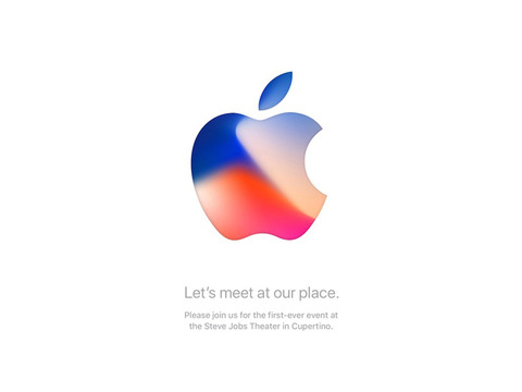2017年9月13日午前2時、Apple秋の製品発表イベント(iPhoneXの発表か?)