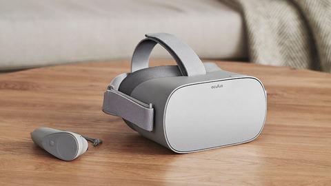 oculus go 発表されました