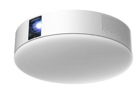 照明一体型プロジェクタ popIn Aladdin 2発表、6畳で100インチ実現