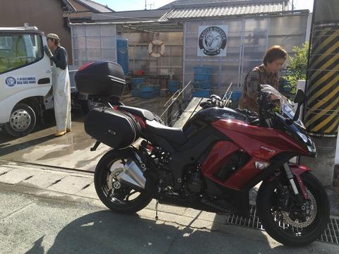 浜松に牡蠣を買いに行きました 八木田牡蠣商店