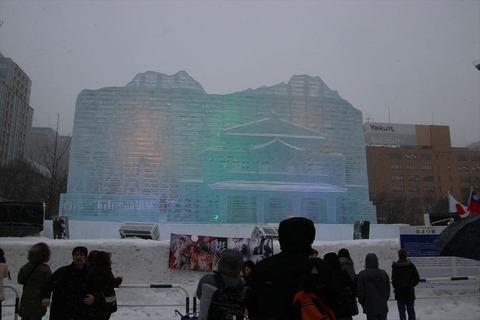 【2019】札幌雪祭り 大通会場とすすきの会場