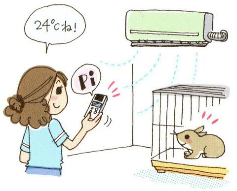 飼育 温度
