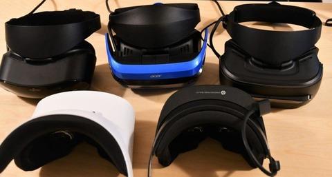 2018年1月 VRのシェアはどうなった?