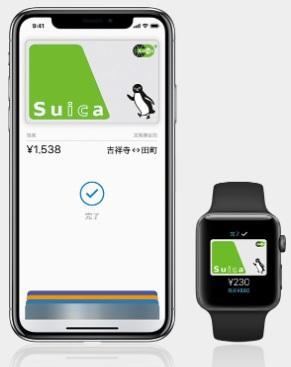 【2019年1月】Apple watch で使う、モバイルSuicaの使い心地と注意点