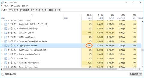 Google Chromeがまともに動かなくなった場合 -Windowsアップデート「April 2018 Update(1803)」-」 適用後に