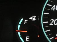 給油口の向き