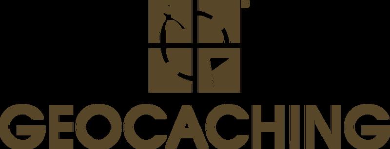 Logo_Geocaching_Stacked_MuddyBootBrown