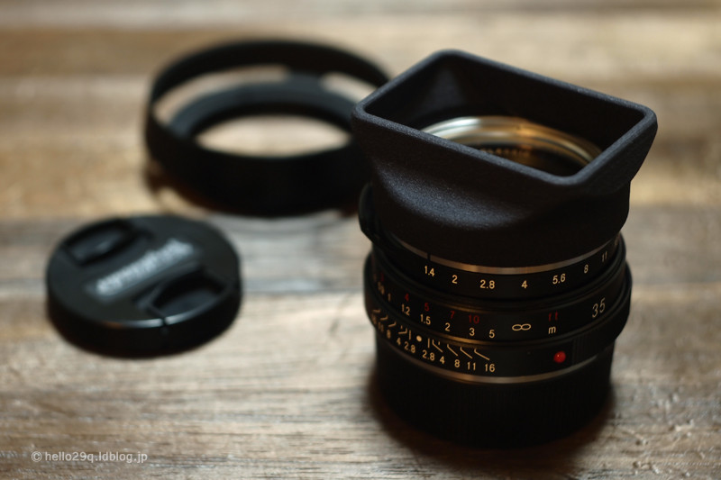 Ver 1 - VC 35/1.4 & 40/1.4 Compact Hood