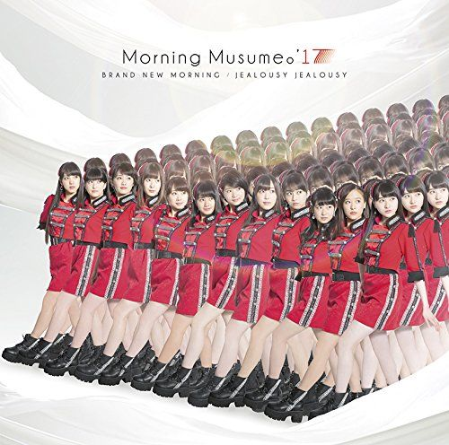 【Amazon.co.jp限定】BRAND NEW MORNING/ジェラシー ジェラシー(初回生産限定盤A)(DVD付)(ポストカード付)