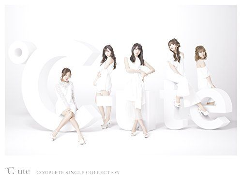 【Amazon.co.jp限定】℃OMPLETE SINGLE COLLECTION(初回生産限定盤A)(℃-ute オリジナルクリアファイル(Amazon.co.jp ver.)付)