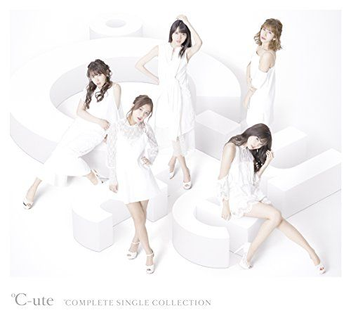 【Amazon.co.jp限定】℃OMPLETE SINGLE COLLECTION(℃-ute オリジナルクリアファイル(Amazon.co.jp ver.)付)