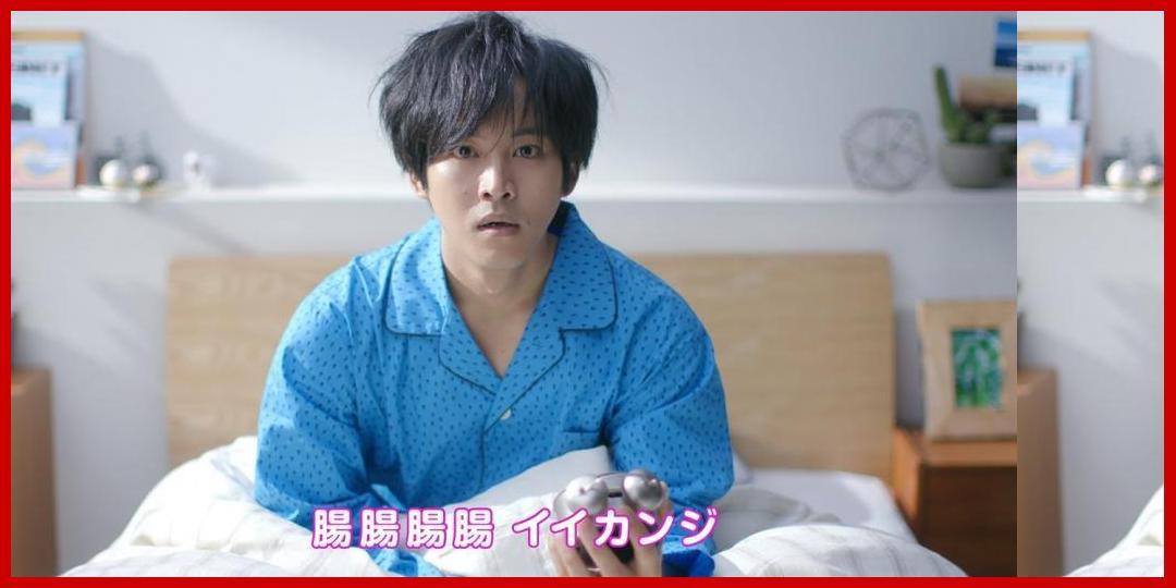 [動画あり][maidigitv]松坂桃李、腸内は「腸腸腸腸イイカンジ」 ヤクルトのウェブ限定動画に出演