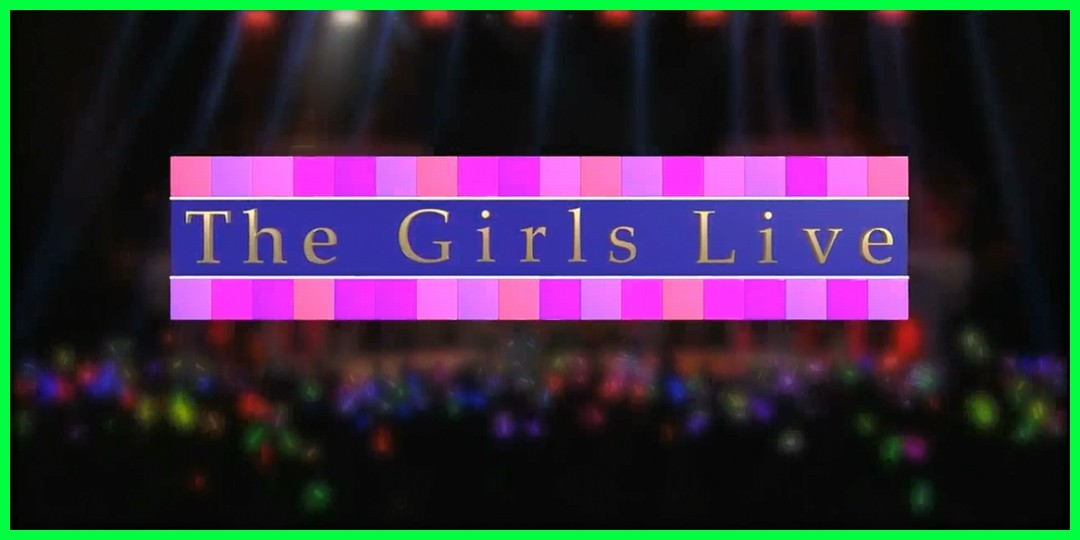 [The Girls Live]#101