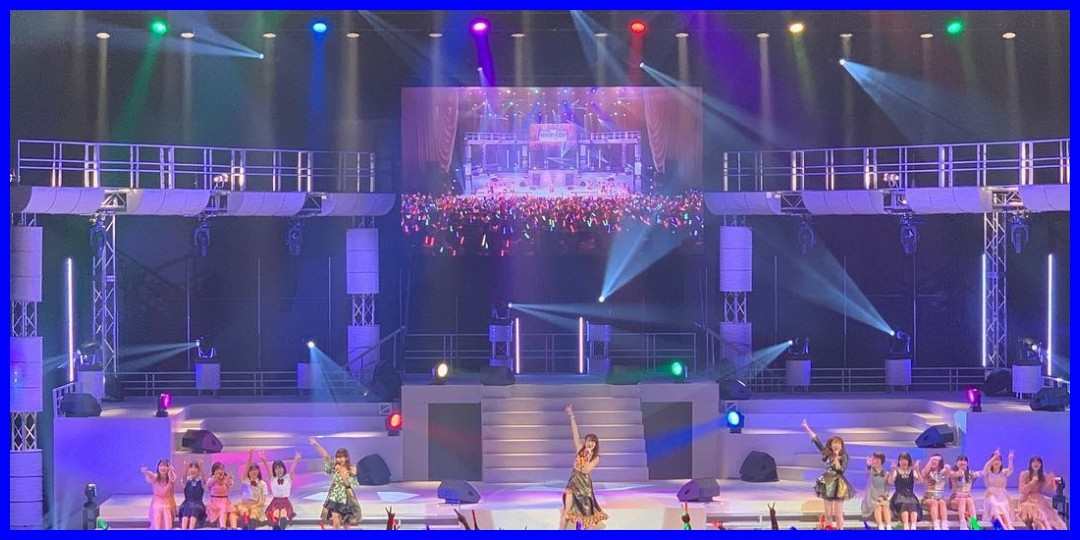 [癒してイベレポ][OG:モーニング娘。'19/OG:℃-ute]Hello! Project 20th Anniversary!! Hello! Project 2019 WINTER(2019-01-12 東京)