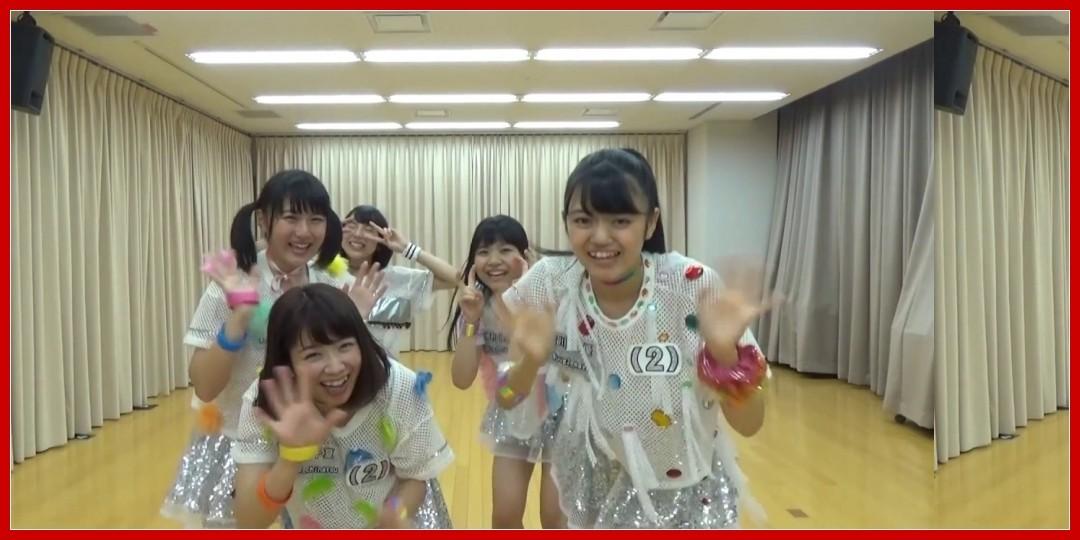 [動画あり]アップアップガールズ(2)/「夢の砂~a terme of @JAM~」 #夢の砂グランプリ
