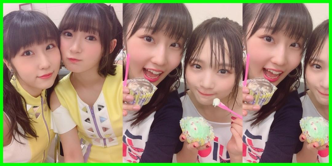 Juice=Juice段原瑠々《オフショット》夏のハロー!プロジェクトコンサートからのヒトコマ