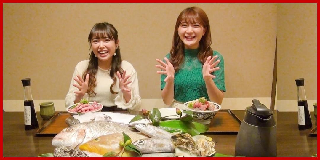 [動画あり]中島早貴・森咲樹「GOTO Satoumiアンバサダー」就任!新上五島町の美味しい物も紹介!