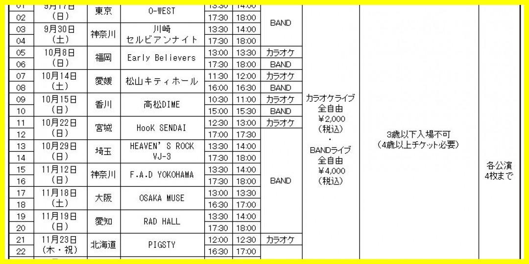 【公式】「ENPLEX × Hello!Project 名古屋定期イベント」7月公演 FC先行受付のお知らせ