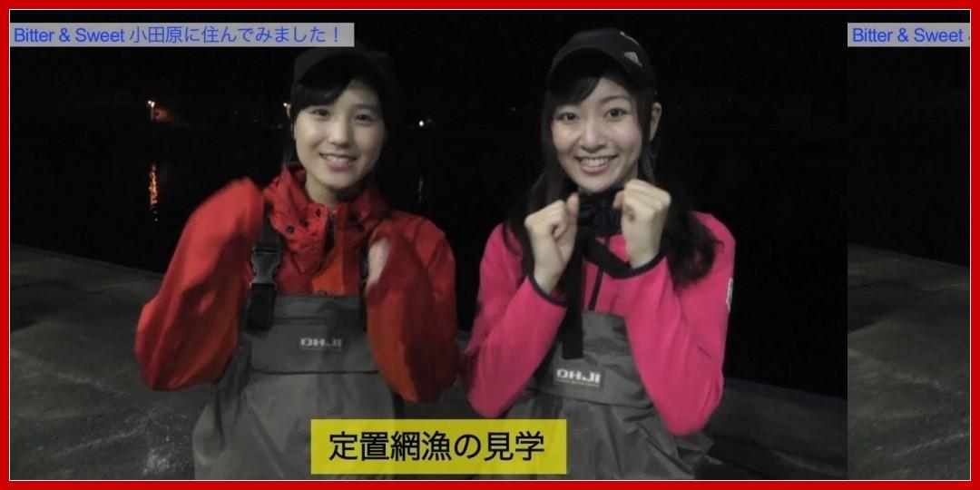 [動画あり]Bitter & Sweet プチ移住-小田原編- ②定置網漁見学~カマス料理に挑戦!