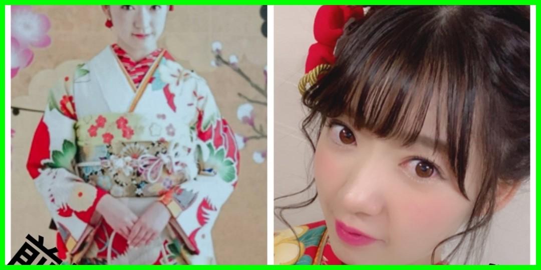 [山岸理子]ふりそで(2019-01-15)